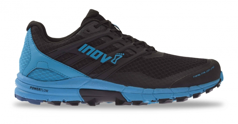 Inov8 Trailtalon 290 Black/Blue Herre