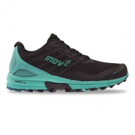 Inov8 Trailtalon 290 Black/Teal Dame