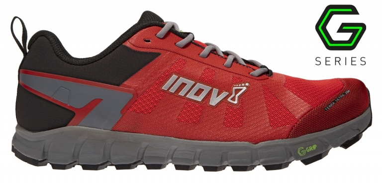 Inov8 TerraUltra G260  Dame Red/Grey