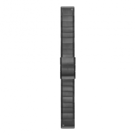Garmin Quickfit 22mm Slate Gray Stainles...