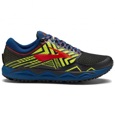Brooks Caldera 2 Herre Blue/Nightlife/Bl...