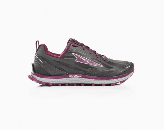 Altra Womens Superior 3,5 Gray/Purple