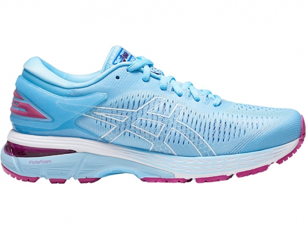 Asics Gel-Kayano 25 Dame Skylight/Illusi...