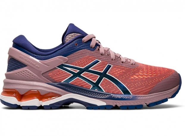 Asics Gel Kayano 26 Violet Blush/Dive Bl...