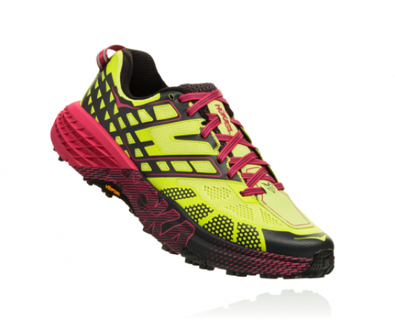 Hoka One One Speedgoat 2 W Sharp Green /...