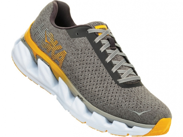 Hoka One One Elevon Nine Iron/Alloy Herr...