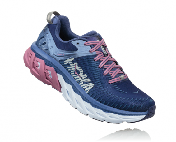 HOKA ONE Arahi 2 W Marlin / Blue Ribbon