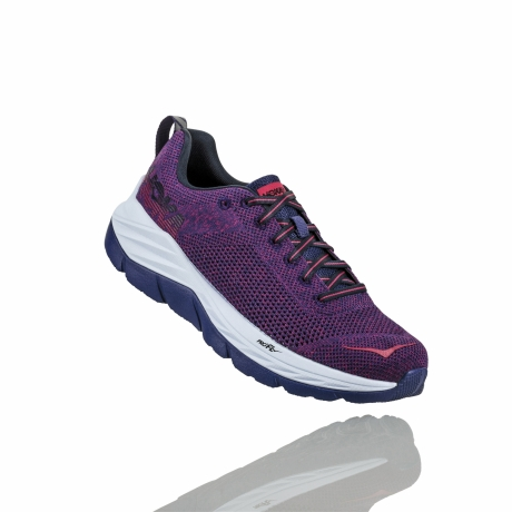 Hoka One One Mach Blue Ribbon/Sky Blue D...