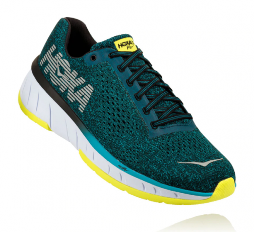 Hoka One One Cavu Caribbean Sea/Black He...