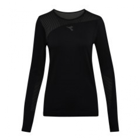 Diadora Hidden Power LS T-SHIRT ACT Wome...