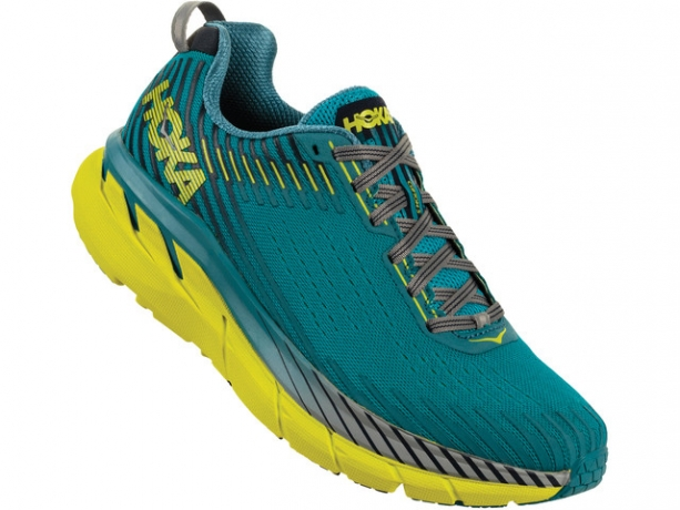HOKA Clifton 5 Men Carribean See / Storm...