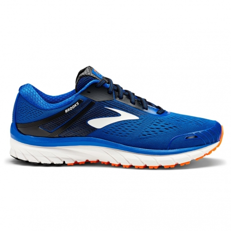 Brooks Adrenaline GTS 18 Herre Blue/Blac...