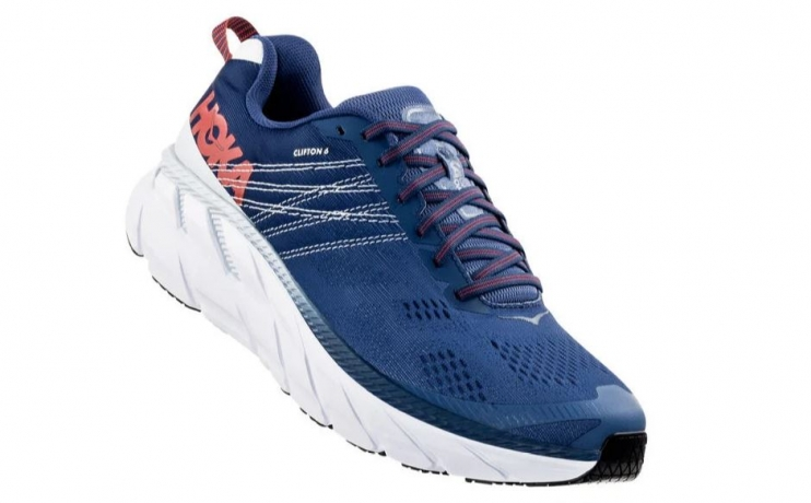 Hoka One One Clifton 6 Herre Ensign Blue...
