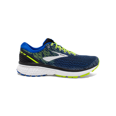 Brooks Ghost 11 Black/Blue/Nightlife Her...