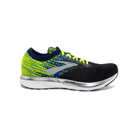 Brooks Ricochet Mens Black/Nightlife/Blu...