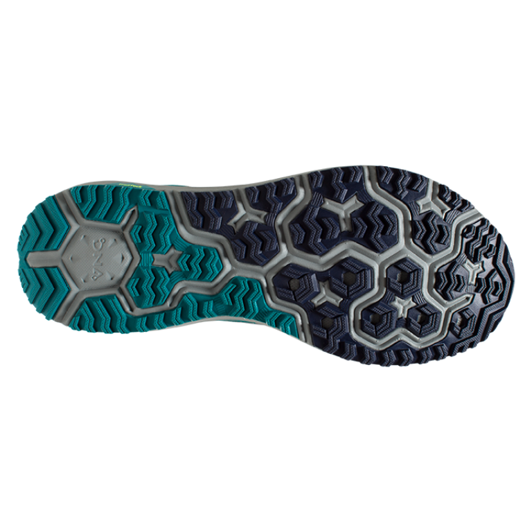 Brooks Caldera 3 Blue/Grey/Navy Herre
