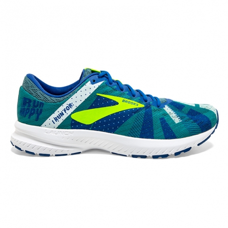 Brooks Launch 6 Run Happy Blue/Teal/Nigh...