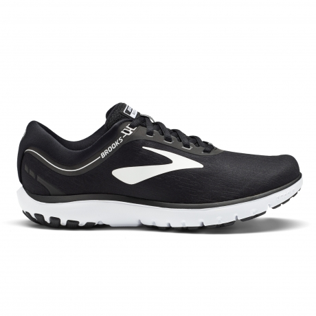Brooks PureFlow 7 Dame Black/White