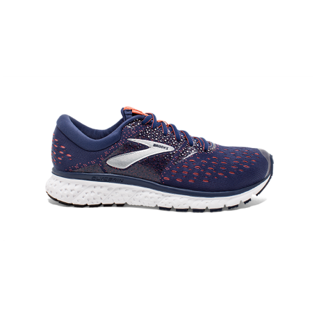 Brooks Glycerin 16 Navy/Coral/White Dame