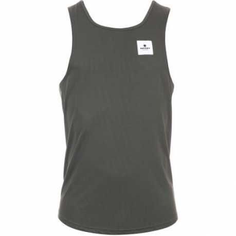 Saysky Clean Combat Singlet Unisex Olive...