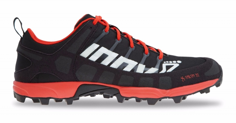 Inov8 X-Talon 212 Black/Red
