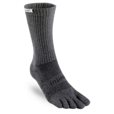Injinji Trail 2.0 Socks Granite