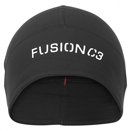 Fusion C3 Hot Beanie Black