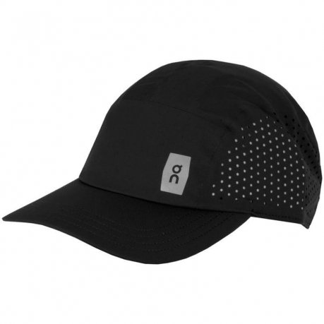 On Lightweight Cap Black One Size