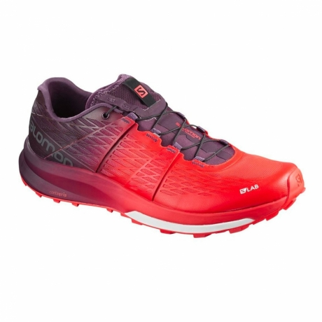 Salomon S/Lab Ultra Unisex Racing Red/Wh...
