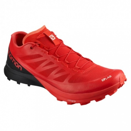 Salomon S/LAB Sense 7 SG Red/Black
