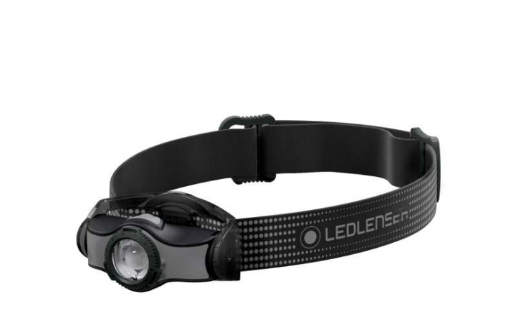 LEDLENSER MH5 Black/Grey