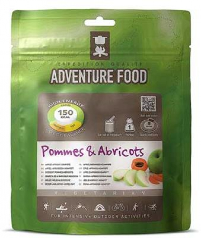 Adventure Food Æble/Abrikos kompot