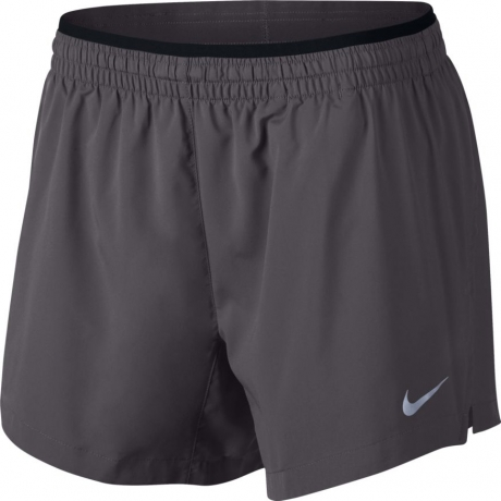 "Nike Elevate Shorts Dame 5"" Grey"