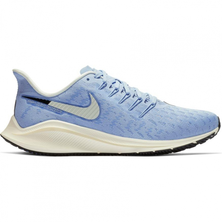 Nike Air Zoom Vomero 14 Aluminium/Sail-Black Dame