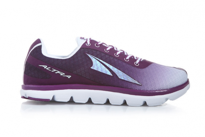 Altra Womens The One 2.0 Purple/Grey