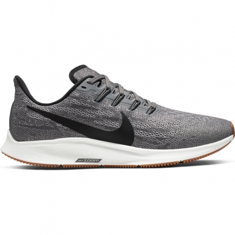 Nike Air Zoom Pegasus 36 Dame Gunsmoke/O...