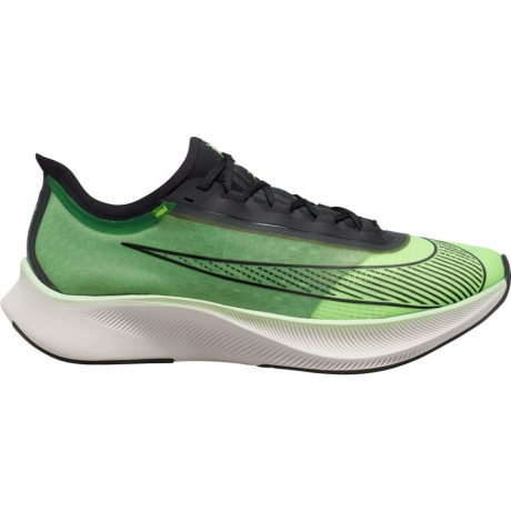 Nike Zoom Fly 3 Herre Electric Green/Vap...
