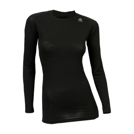 Aclima Lightwool Crew Neck LS Womens