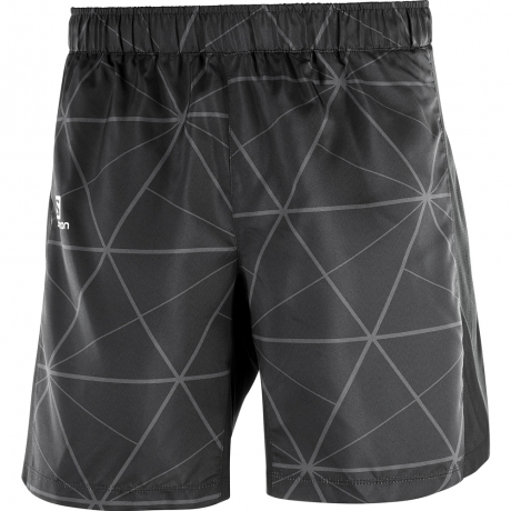 "Salomon AGILE 7"" Short Mens - Black..."