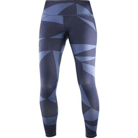Salomon AGILE Long Tight Womens - Night ...