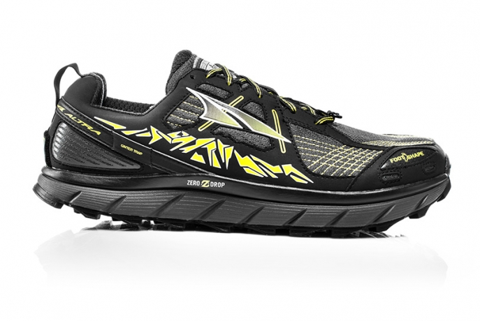 Altra Mens Lone Peak 3.5 Yellow