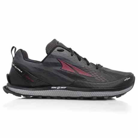 Altra Mens Superior 3.5 Black/Red