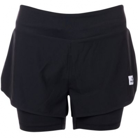 Saysky 2 In 1 shorts Dame - Sort