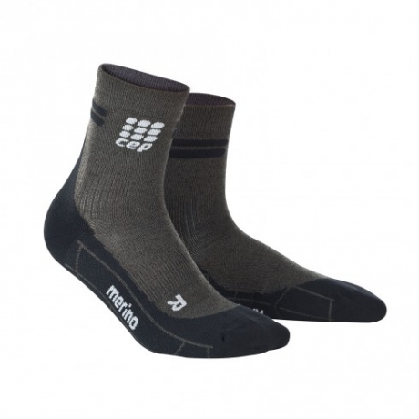 CEP dynamic+ run merino short socks herr...