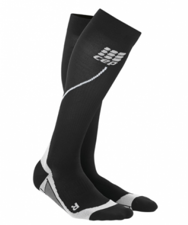 CEP Pro+ Run Socks 2.0 Women Black/Grey
