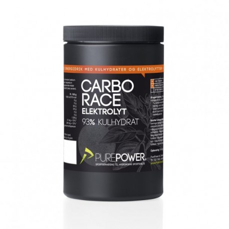 PurePower CARBO RACE ELEKTROLYT APPELSIN...