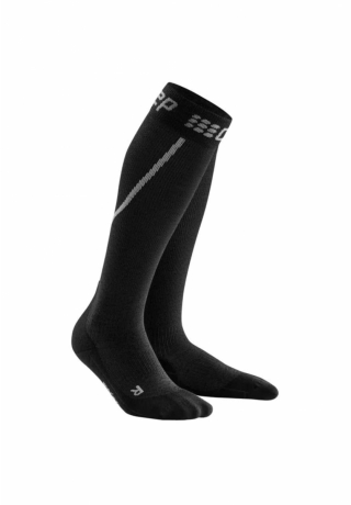 CEP Winter Run Compression Socks Dame