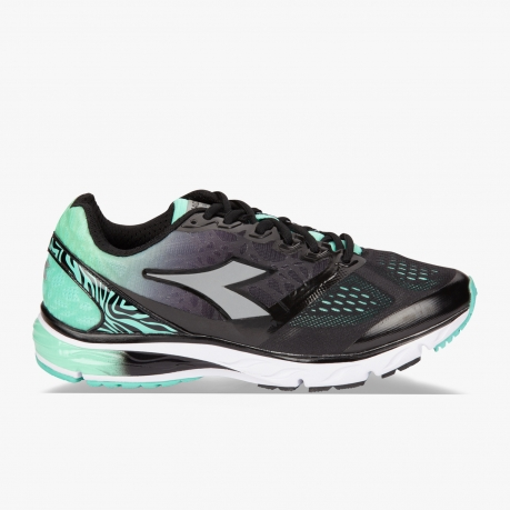 Diadora Mythos Blushield Teal/Black Dame