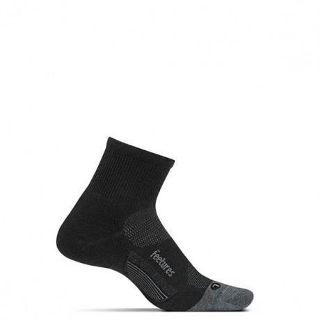 Feetures Merino10 Ultra Light Quarter