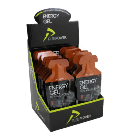 PurePower ENERGY GEL COLA 18 STK